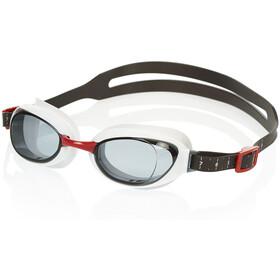 speedo Aquapure Gafas, usa red/smoke